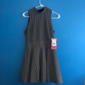 Holiday dress bought at dry goods never worn!